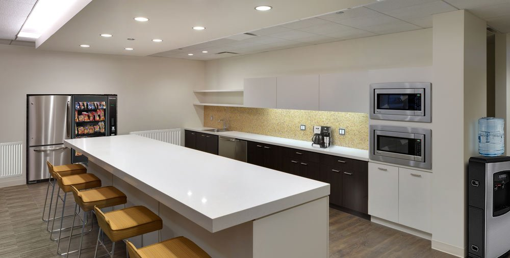 4 ways to reduce your energy bills by keeping things on for Office kitchen